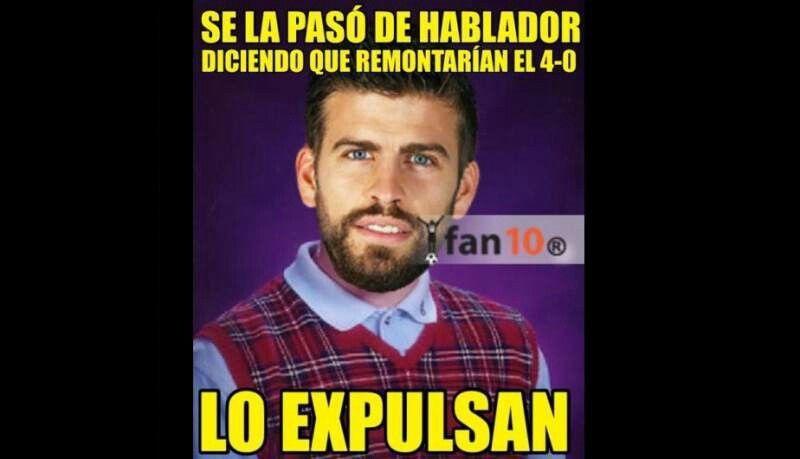 1dc46843879fd571c65b1fb3e69c4ed9 expulsión piqué meme supercopa memes barcelona vs athletic final