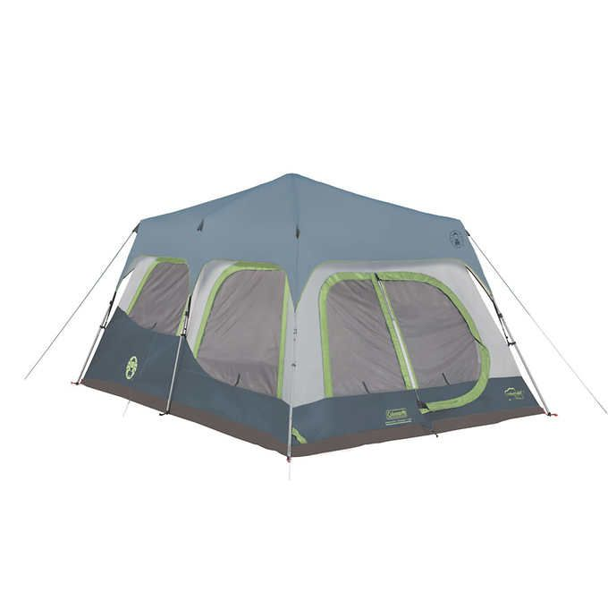sc 1 st  Costco Wholesale & Coleman 10-person Instant Cabin Tent