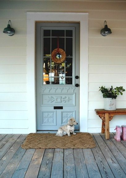 Front Door Color For The Home Rustic Front Door Front Door Colors Front Door