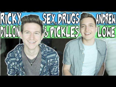SEX, DRUGS & PICKLES   RICKY DILLON & ANDREW LOWE - dont drop that thun da thun