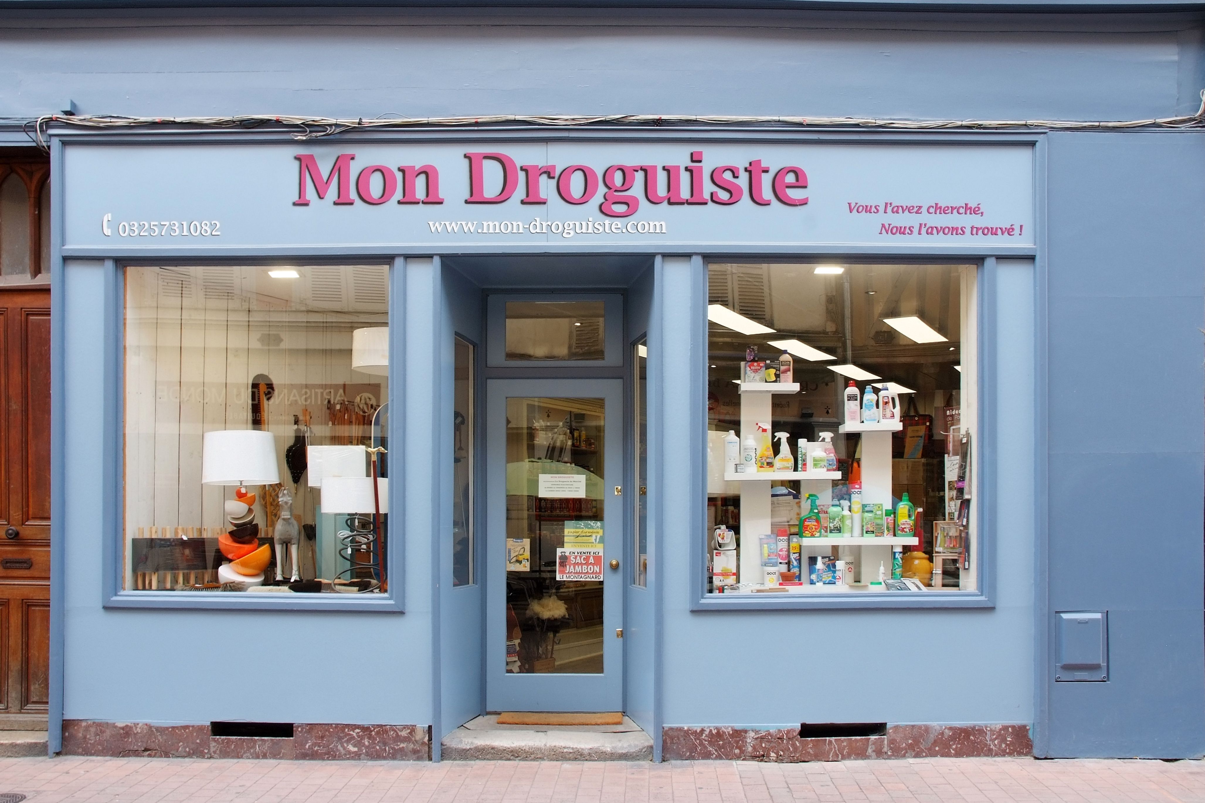 Notre Magasin Au 22 Rue General Saussier 10000 Troyes Magasin Rue Generale