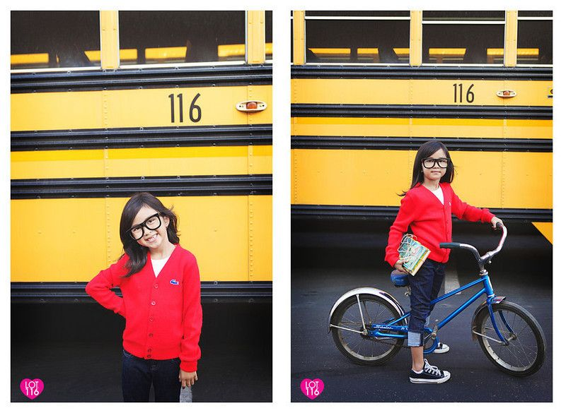 great back to school shoot