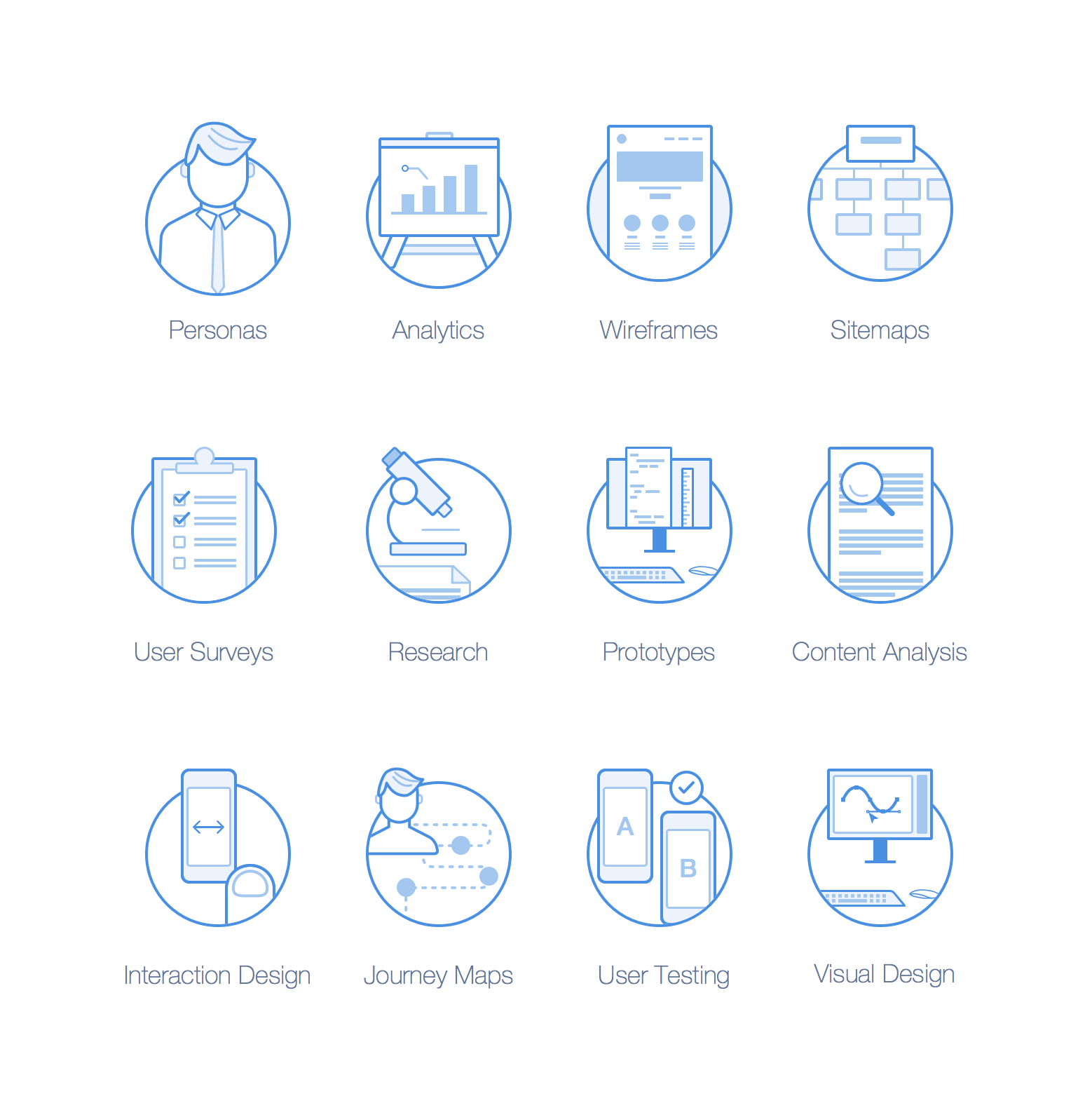 Dribbble Ux Icons Png By Chris Castillo Flat Design Icons Icon Design Computer Icon