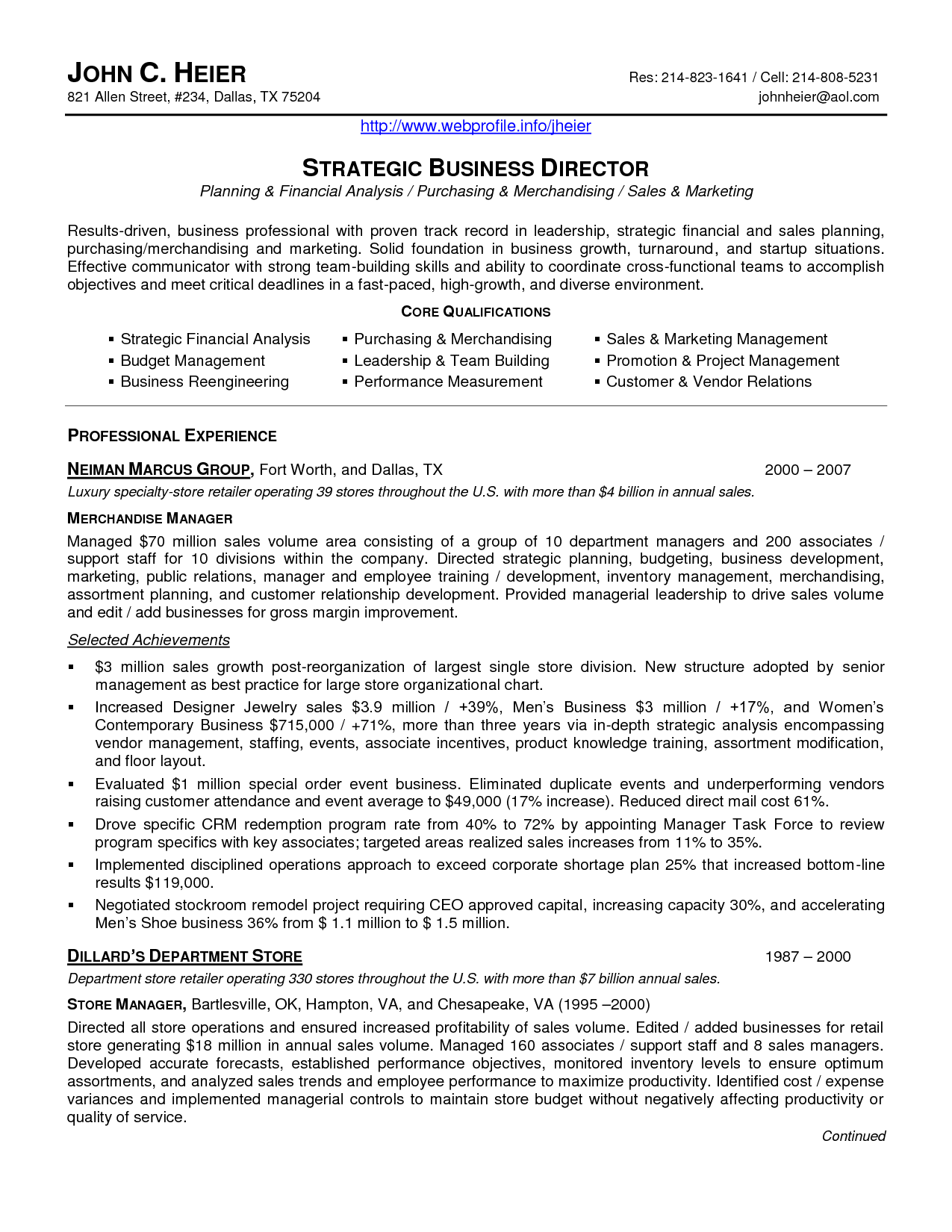 Regional Sales Manager Resume Awesome Regional Sales Manager Resume ...