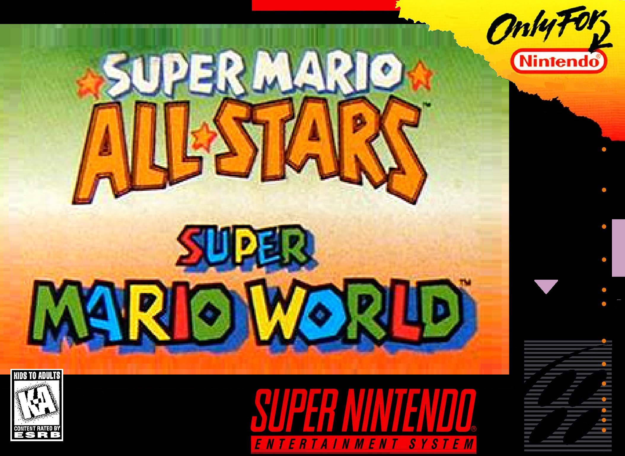 Related Image Super Nintendo Super Mario All Stars Retro Video Games