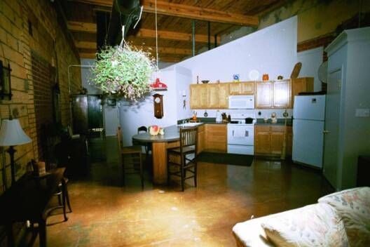 Buddy Holly Depot District Contemporary Warehouse Studio Apartment