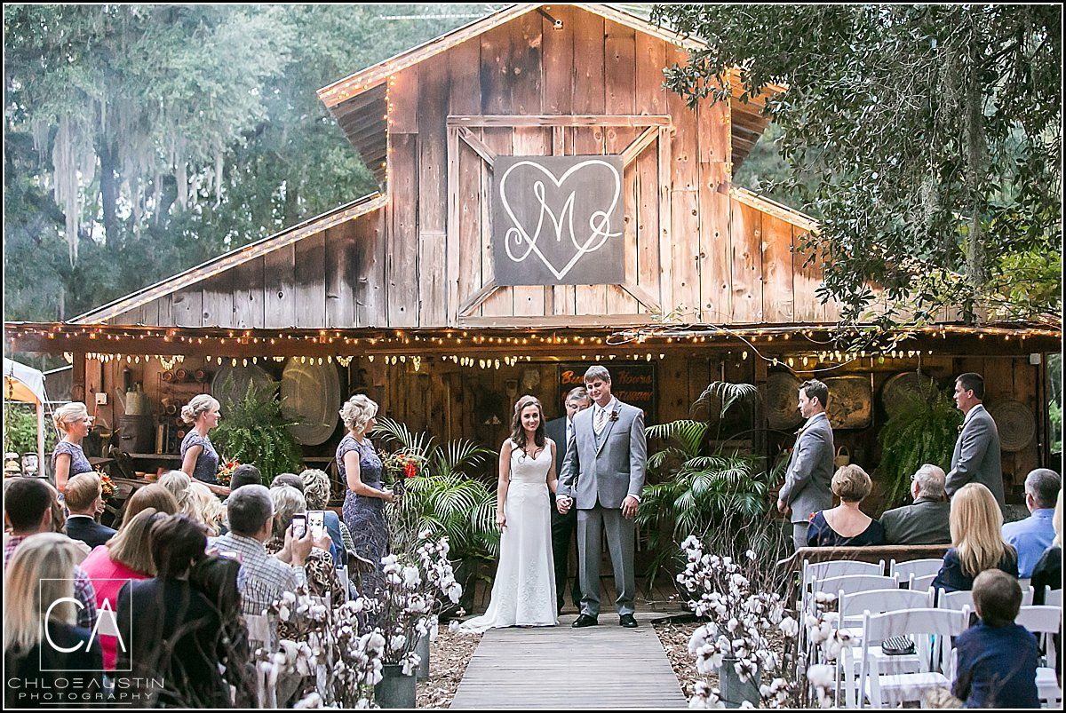 Green Cove Springs Wedding