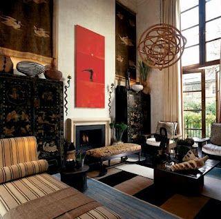 Collett Zarzycki Modern Furniture Living Room Home Interior