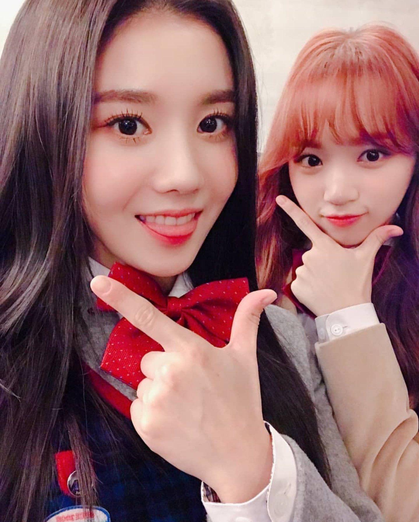 Pin By Ppporpore On Iz One Kpop Girl Groups Kpop Girls Japanese Girl Group