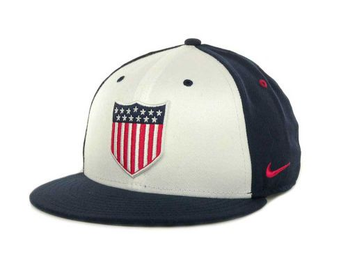 buy online e9ef0 d06a6 USA Soccer Authentic Snapback Hats  USMNT