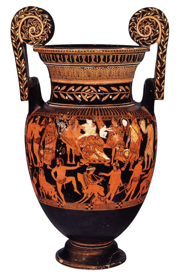 The Pronomos Vase Is Arguably The Most Celebrated Artwork
