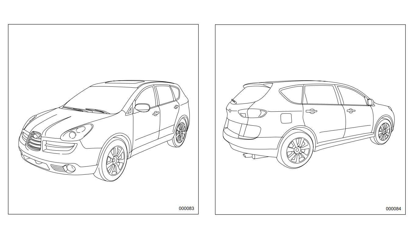Subaru Tribeca 2007 Owner S Manual Has Been Published On Procarmanuals Com Https Procarmanuals Com Subaru Tribeca 2007 O Subaru Tribeca Owners Manuals Subaru