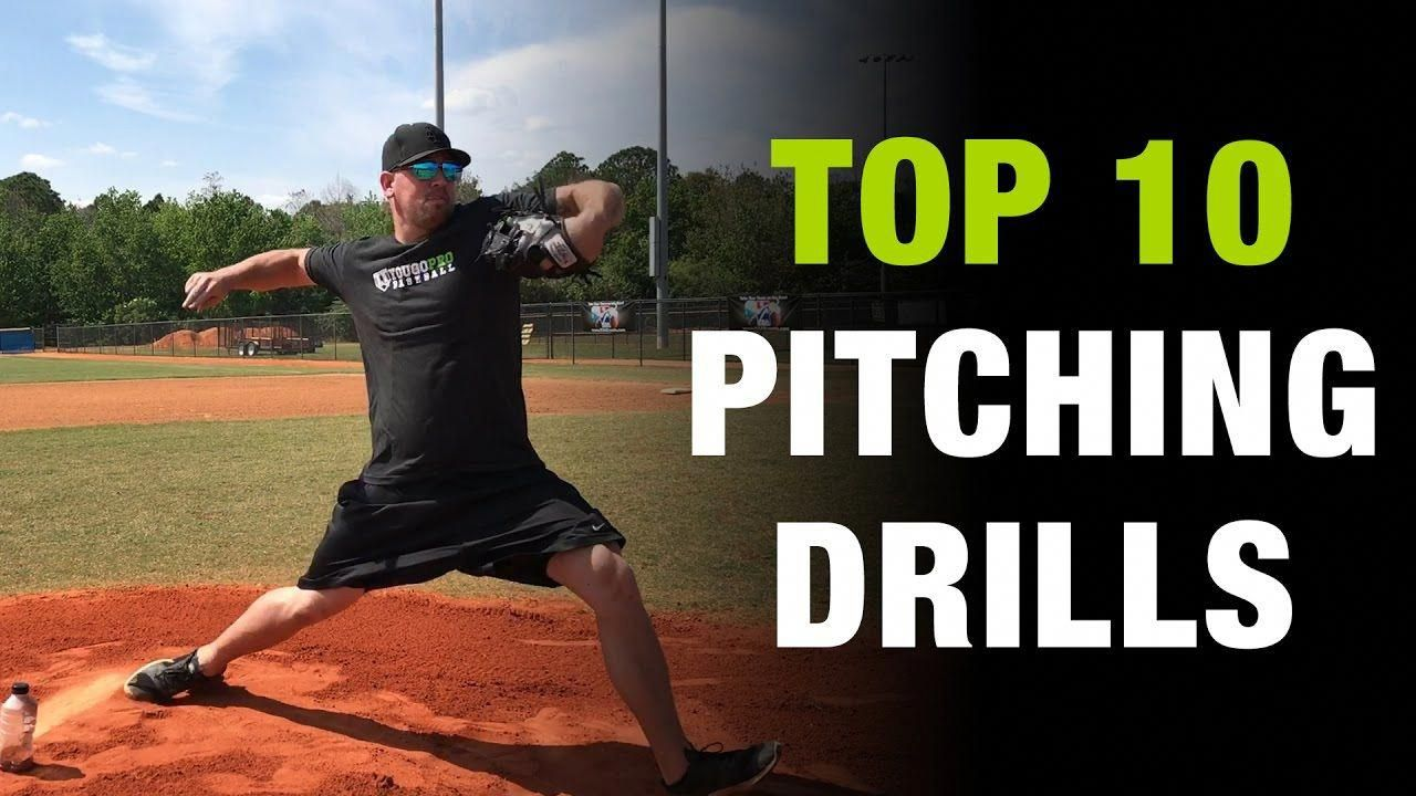 Top 10 Pitching Drills To Develop The Perfect Pitching