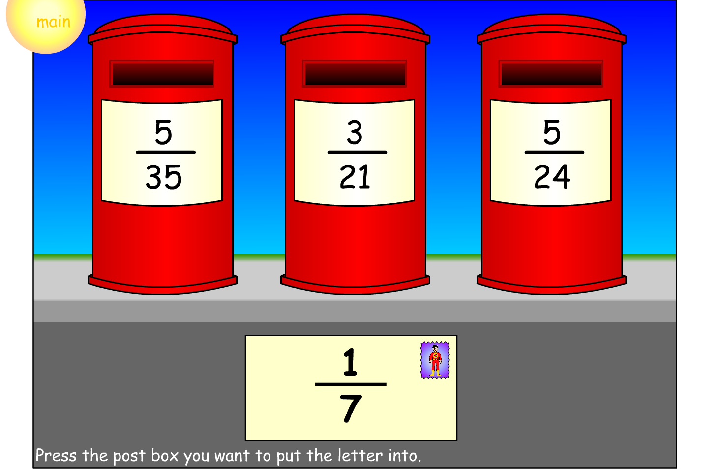 Equivalent Fraction Game Simone S Math Resources