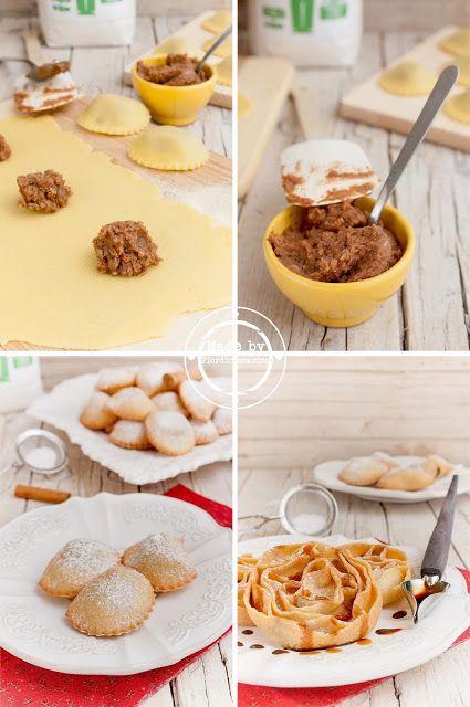 Dolci Natalizi Lucani.Cuscniedd E Canstredd Dolci Natalizi Lucani Cucina Italia