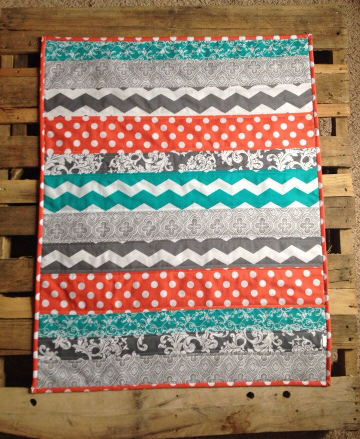 Best 25 Chevron Baby Quilts Ideas On Pinterest Baby