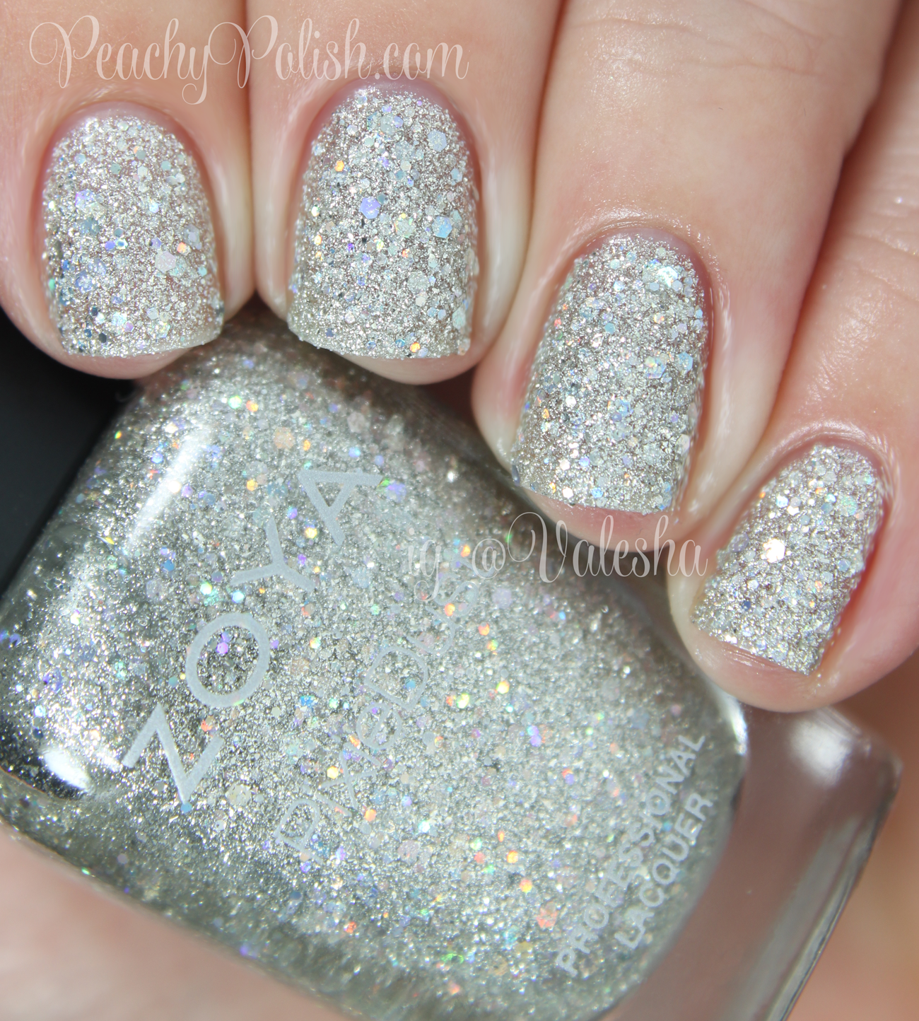 Zoya Spring 2014 PixieDust Magical Pixie Collection Cosmo - Peachy ...
