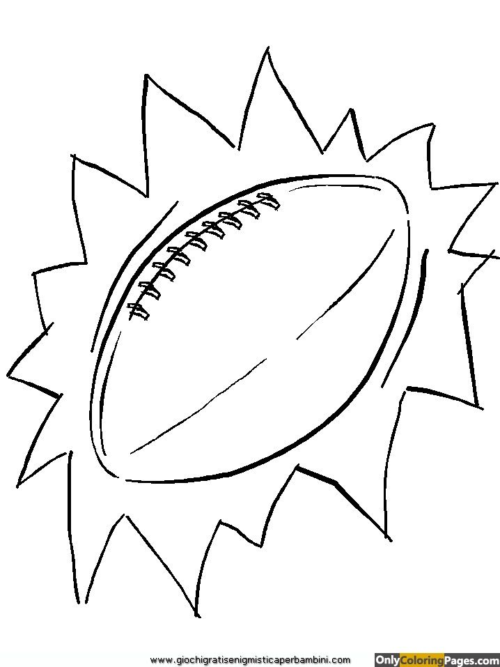 Afl Football Coloring Pages Football Coloring Pages Coloring