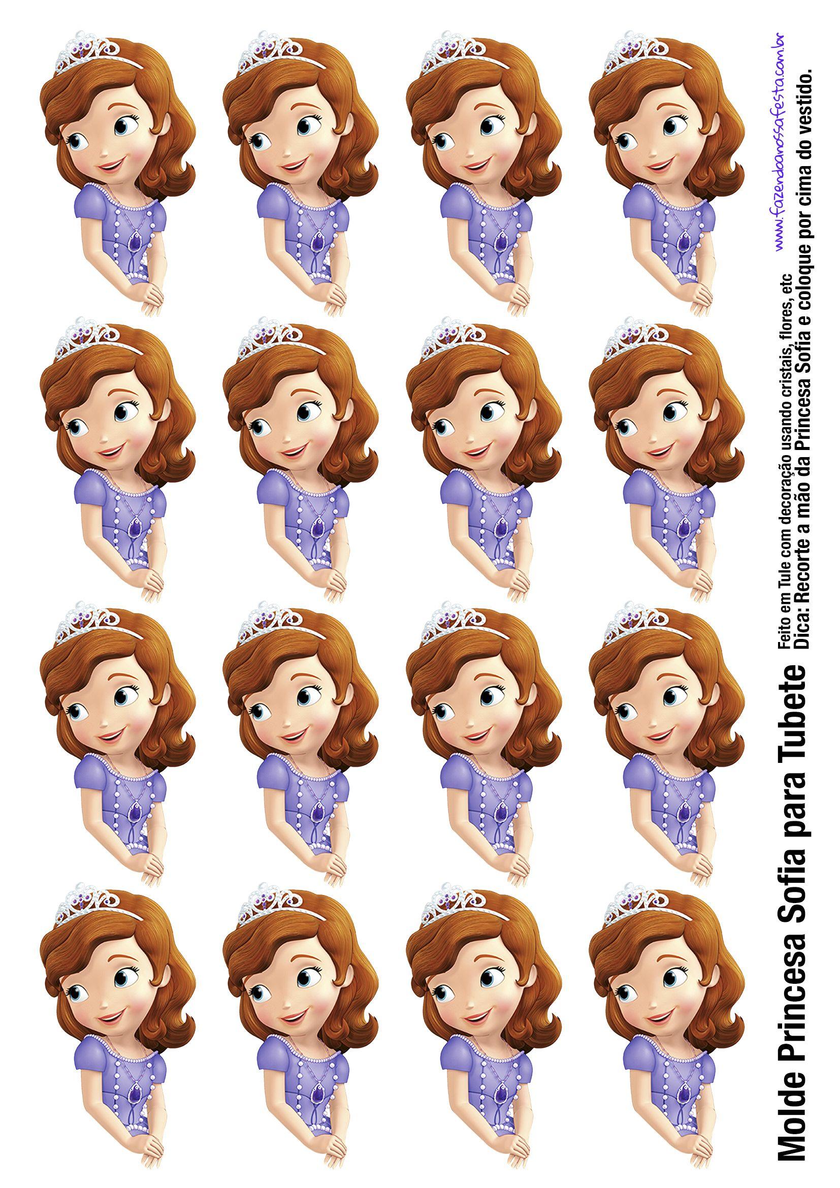 imagens para imprimir da princesinha sofia pesquisa google