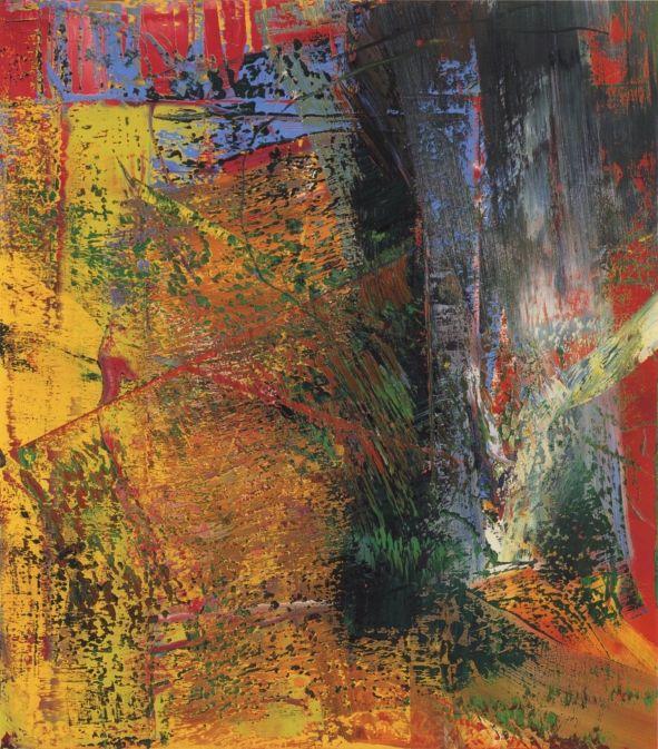 Abstract Painting [612-3] » Art » Gerhard Richter