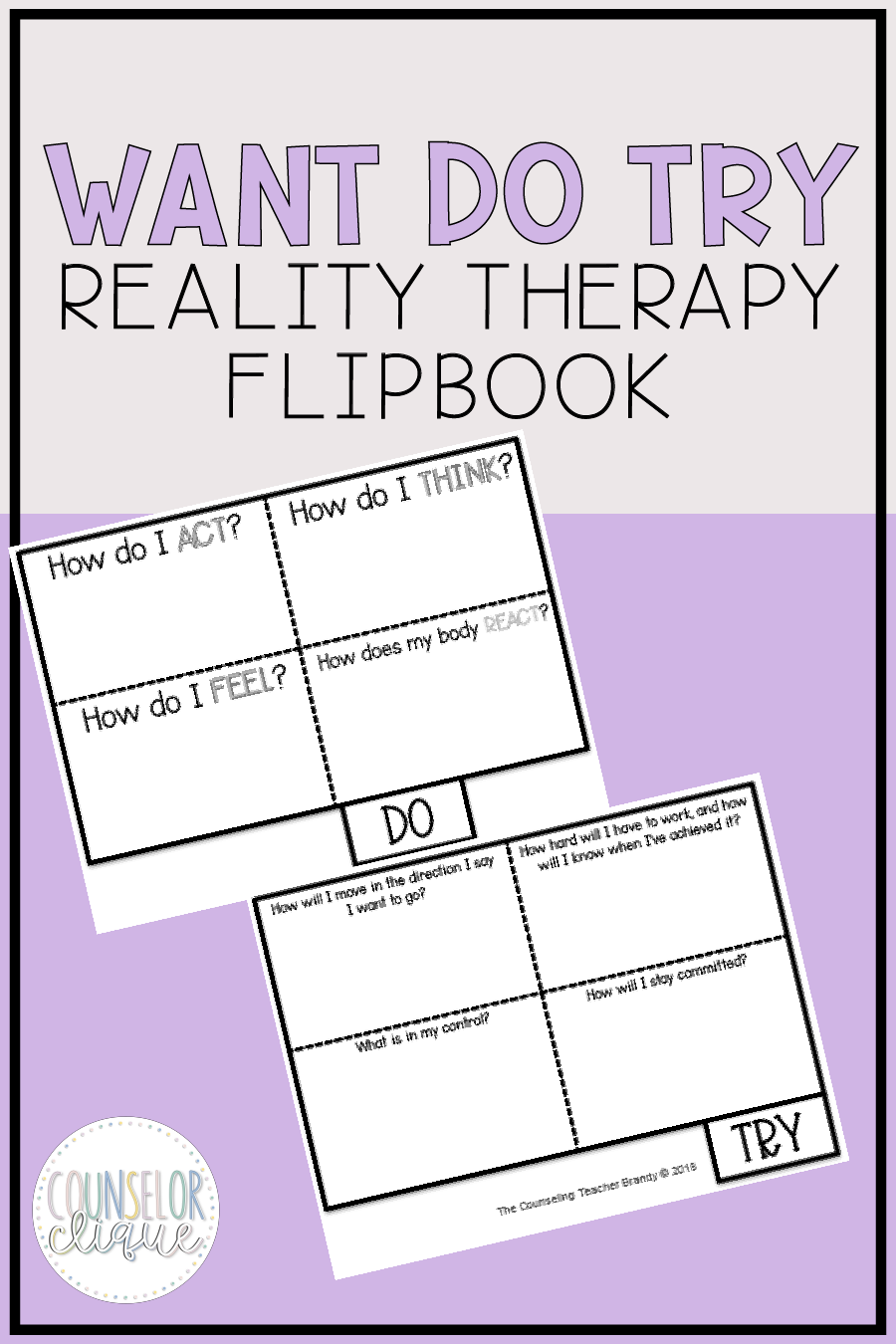 24+ Reality therapy worksheets Live