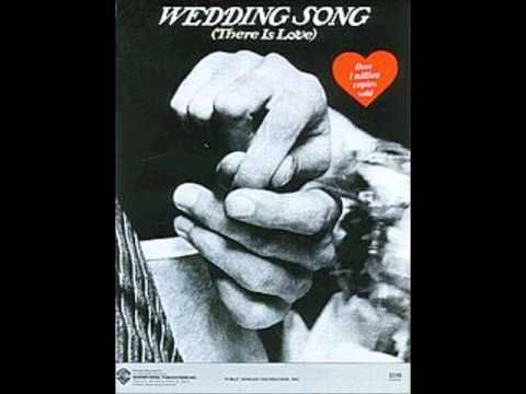 Wedding Song There Is Love Peter Paul And Mary Youtube Wedding Songs Songs Man And Wife