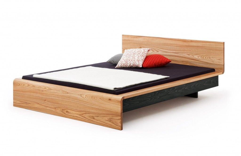 Bett WAVE » Holzmanufaktur GmbH Stuttgart | Furniture | Pinterest