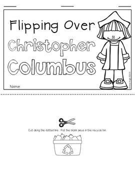 Flipping Over Christopher Columbus! {An Informational Flip