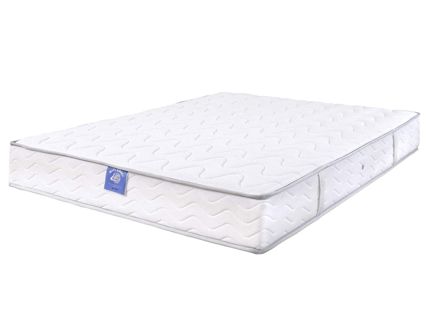 Belle Literie Matelas Forum Visco 22 Cm Blanc 120 X 190 Cm In 2020 Mattress Decor Home Decor