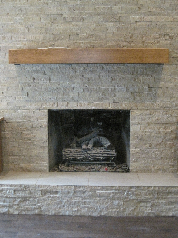 Modern Farmhouse Fireplace Mantel Decor