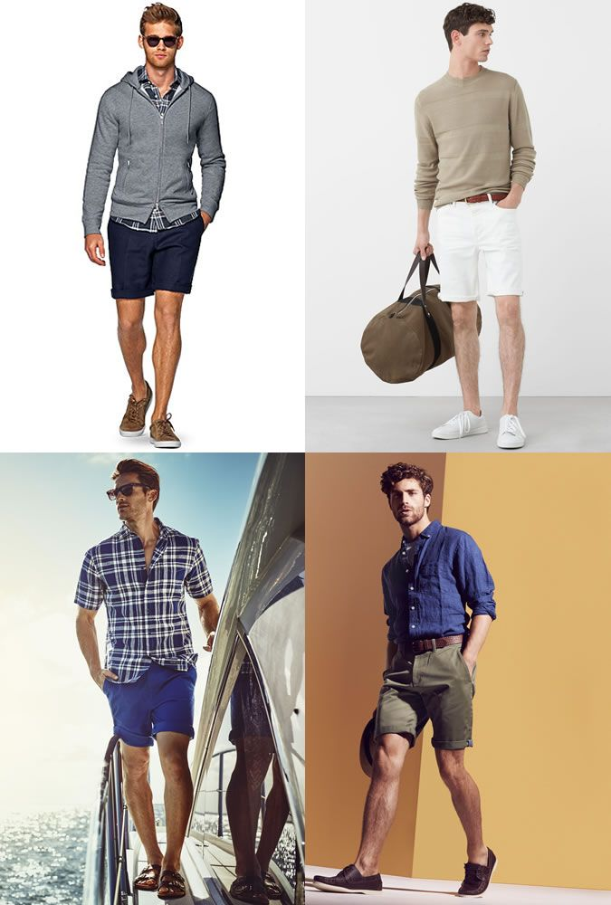 0d9f6a57d5f Men s Holiday Summer Fashion Outfit Inspiration - Chino Shorts ...