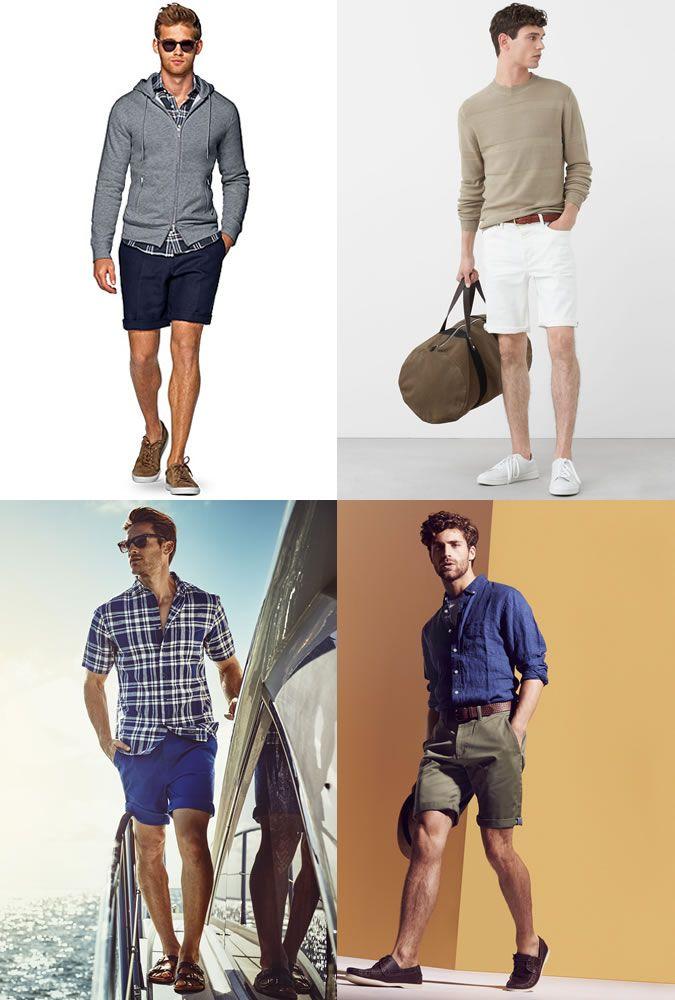 0e666977 Men's Holiday/Summer Fashion Outfit Inspiration - Chino Shorts ...