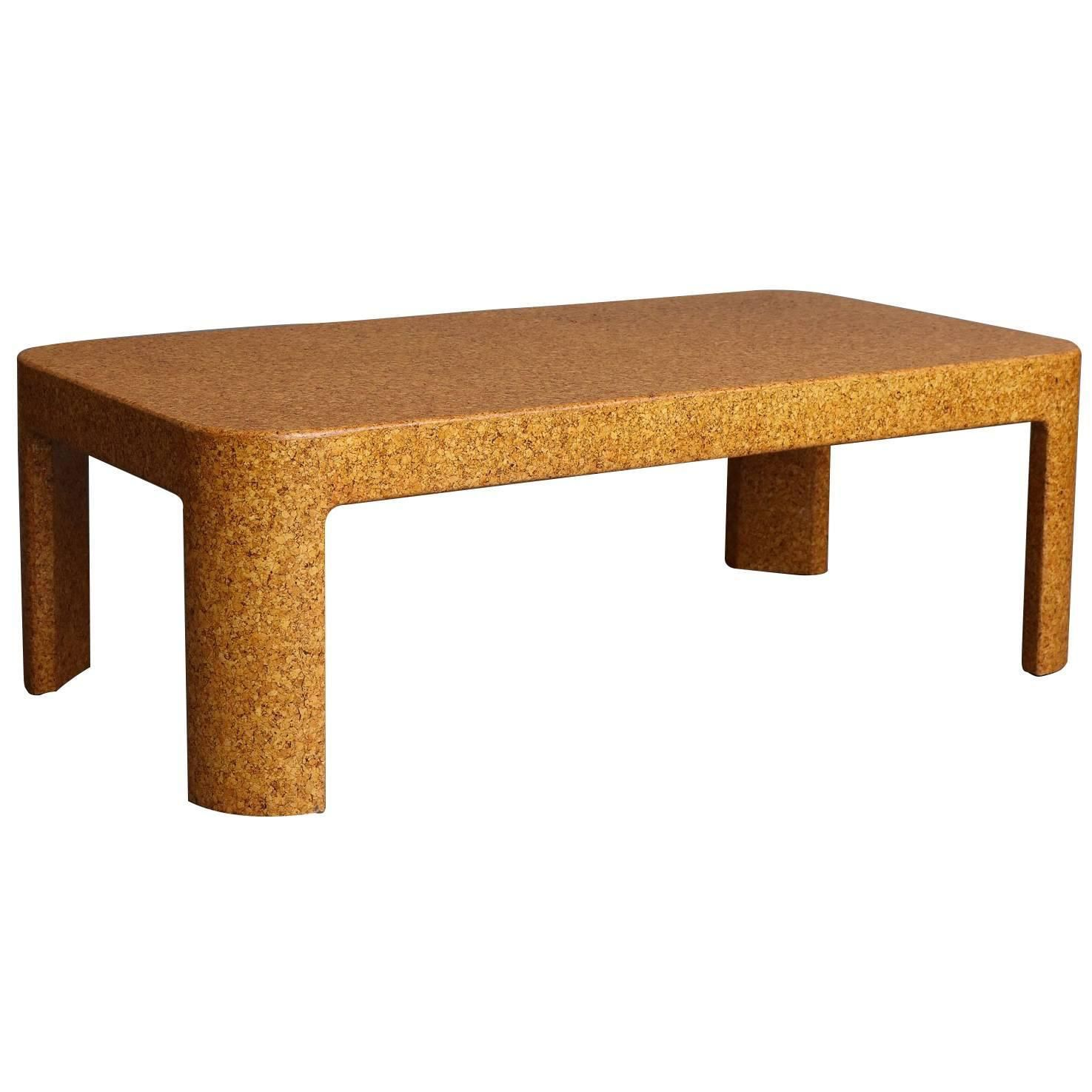 Samuel marx cork coffee table see more antique and modern coffee samuel marx cork coffee table see more antique and modern coffee and cocktail tables at geotapseo Gallery
