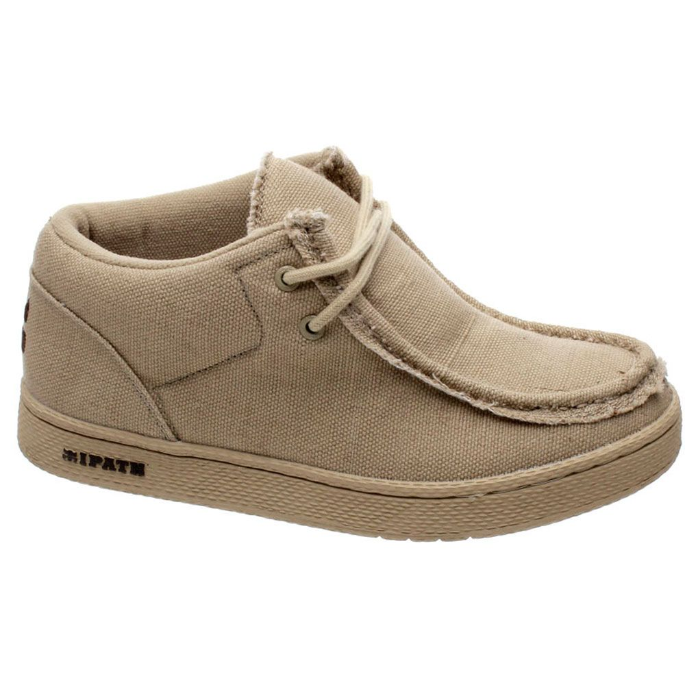 d05ee328a1a3 iPath Hemp Wallabees! These sures are solid. Great for cruising ...