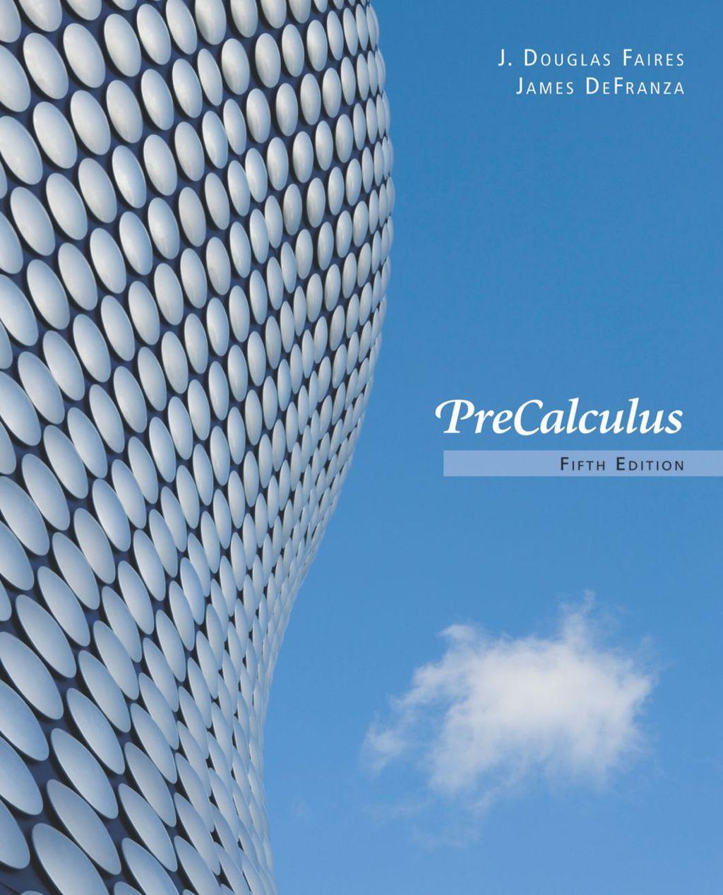 Precalculus (eBook Rental) in 2019   Products   Precalculus