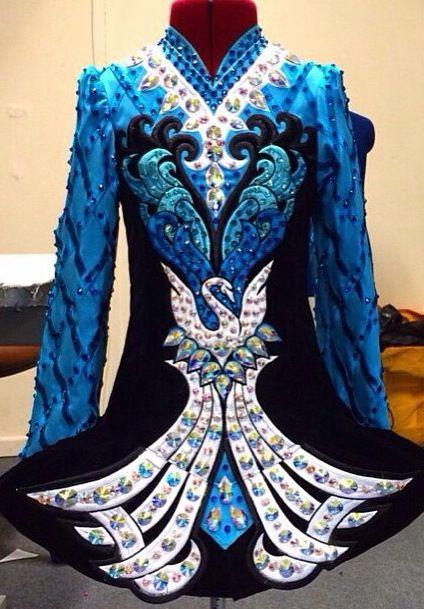 Celtic Star Irish Dance Solo Dress Costume Kinda Don T