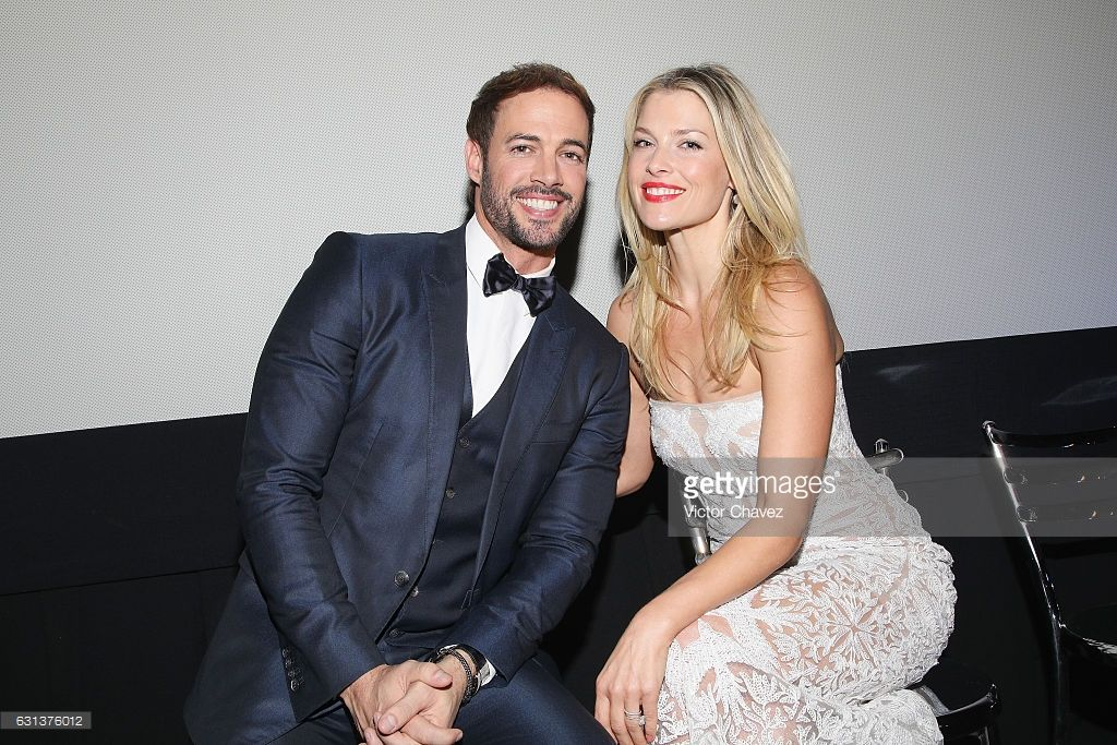 Actor William Levy And Ali Larter Attend The Resident