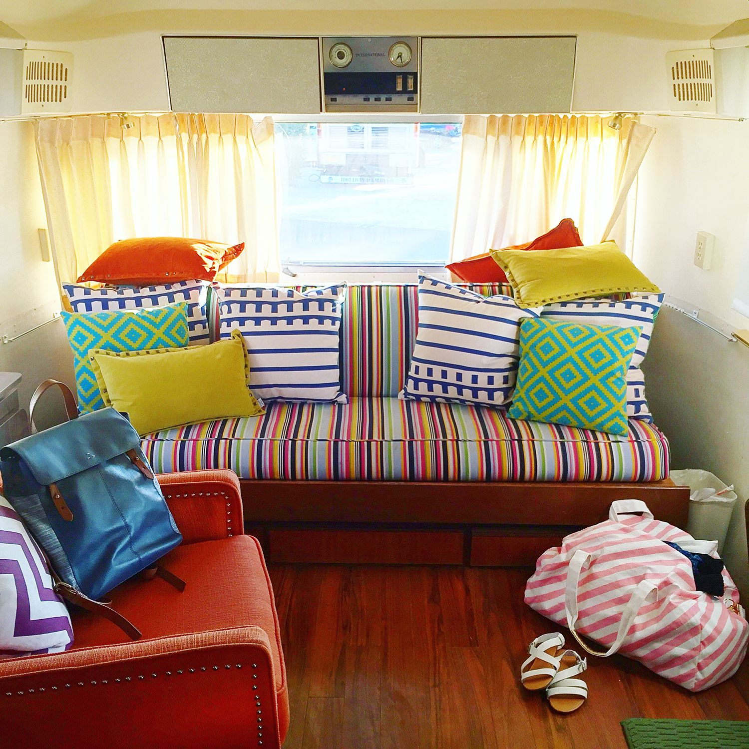 Hotel Review Palm Canyon Hotel & Rv Resort  Minitime  Airstream Amazing Living Room Candidate Decorating Design