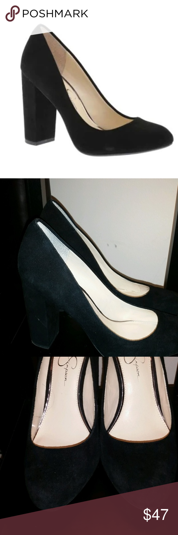 889195c31b8 Jessica Simpson Belemo Pump (Women) Like new Jessica Simpson Belemo Pump  (Women) Jessica Simpson Shoes Heels