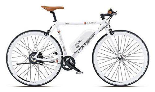 Vélo 28Single Speed électrique Armony Milano