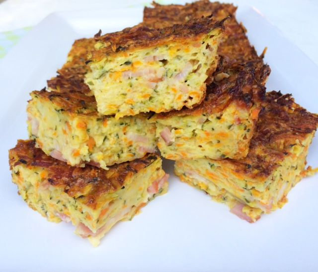 We Love This Zucchini And Bacon Slice In Our Family And I Love