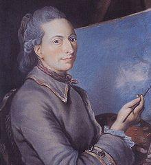 Louis Dupin de Francueil, grand-père de George Sand avec qui, Louise d'Epinay entretient une relation après sa séparation avec son époux,