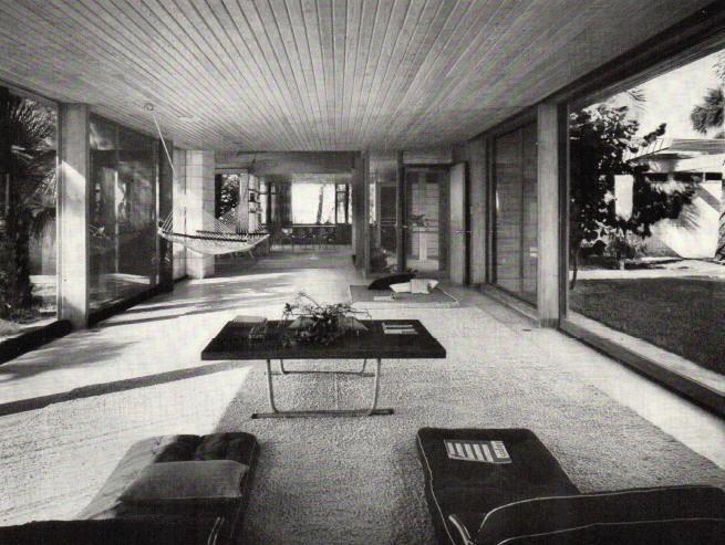 Paul Rudolph Ncmh Modernist Masters Gallery Interiors