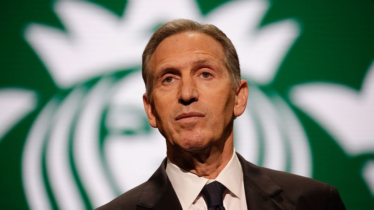Howard Schultz Says He Doesn T See Race But We Deserve Politicians Who Do Howard Schultz Advice For The Graduate Schultz