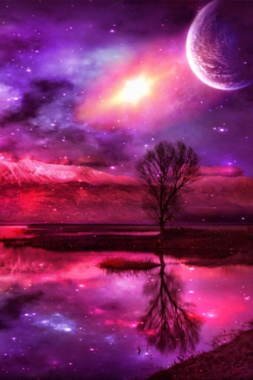 Astronomy outer space space universe scenery for Outer space landscape