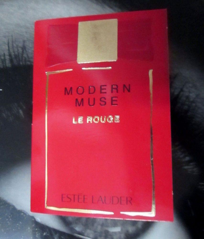 Estee Lauder MODERN MUSE Le Rouge EDP Spray 1.5 mL / 0.05 oz ...