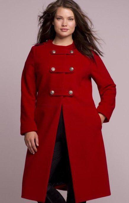 3c4047ba9 abrigos para gorditas | Consejos de moda para gorditas!!! | Abrigo ...