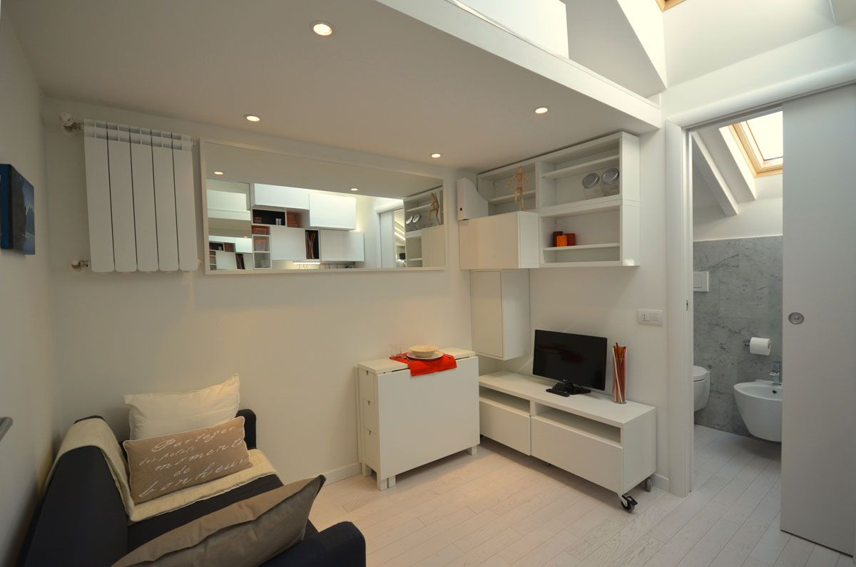 Come ristrutturare un mini appartamento Design