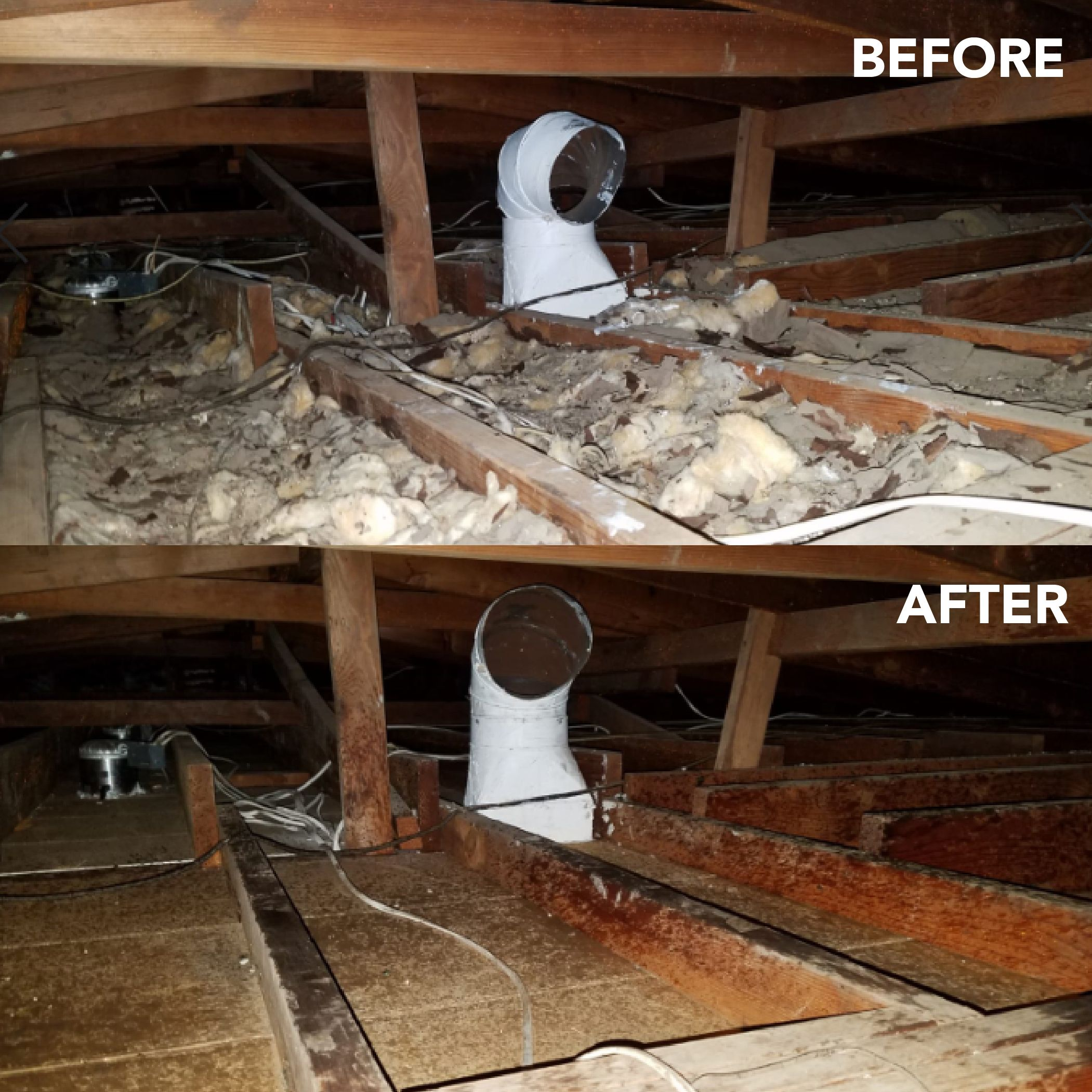 Insulation With Images Insulation Removal Attic Insulation Insulation