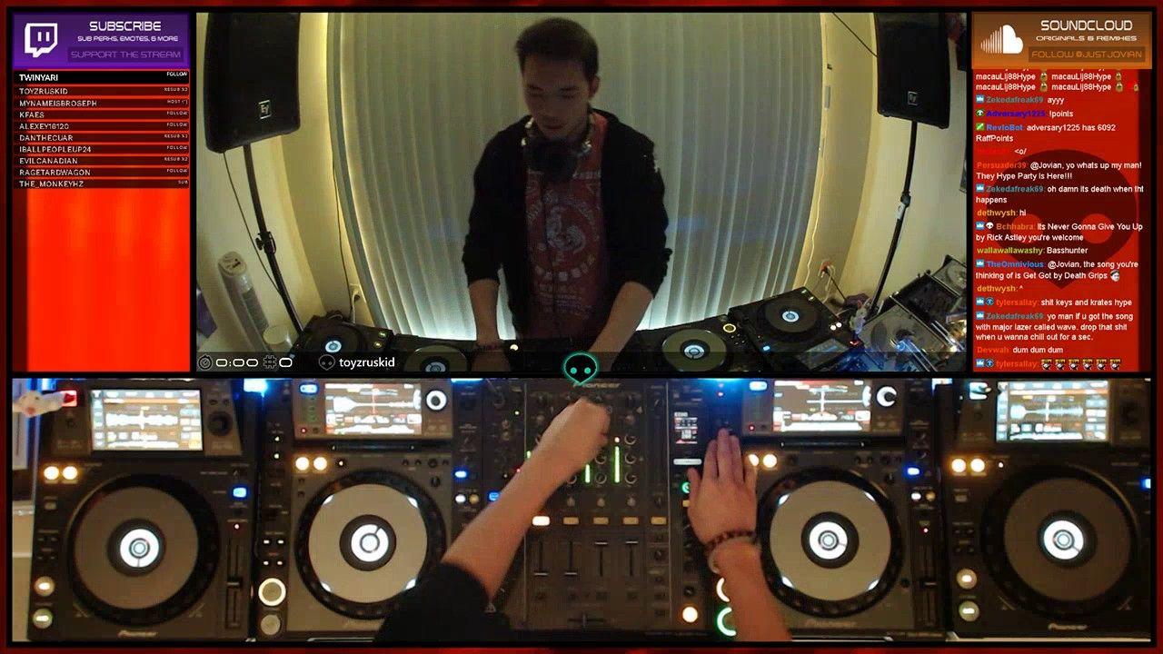 [Ep.183] DJ Mix Trap & Future Bass twitch.tv/JOVIAN